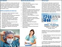 ISPAN membership brochure